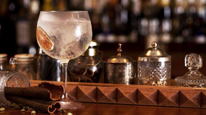 Barcelona's gin and tonic temples