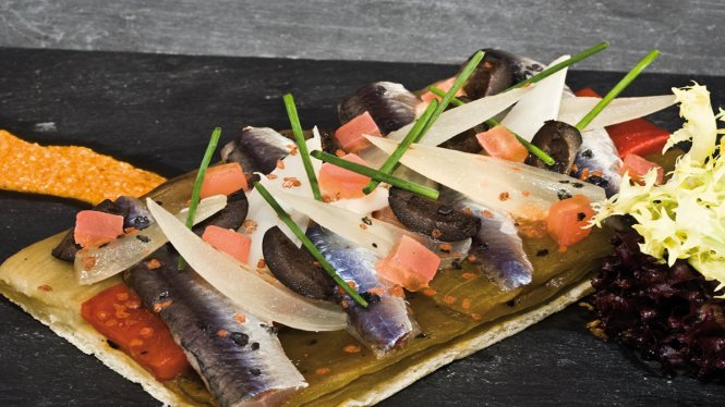Restaurants serving Catalan cuisine