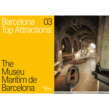 Barcelona Top Attractions 3 - Museu Marítim