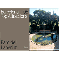 Barcelona Top Attractions 6 - Parc del Laberint