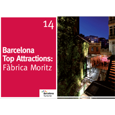 Barcelona Top Attractions 14 - Fàbrica Moritz