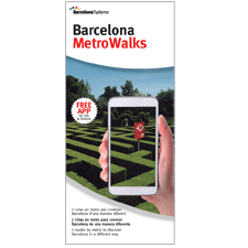 Barcelona Metro Walks