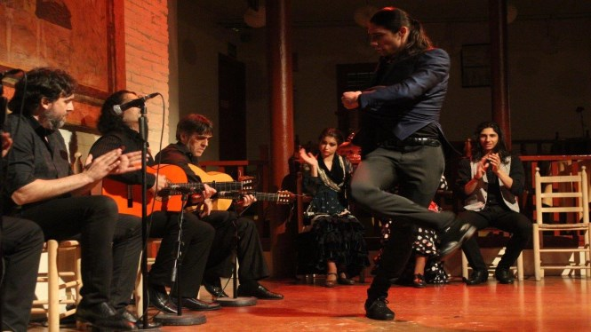 Flamenco at el Tablao de Carmen