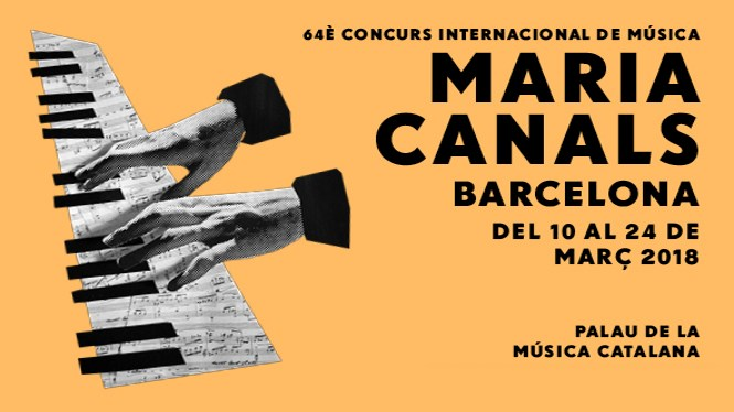 64th Maria Canals International Music Competition of Barcelona