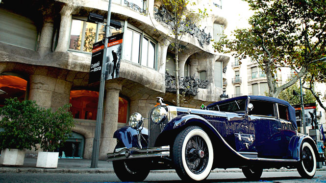 Tours with vintage cars