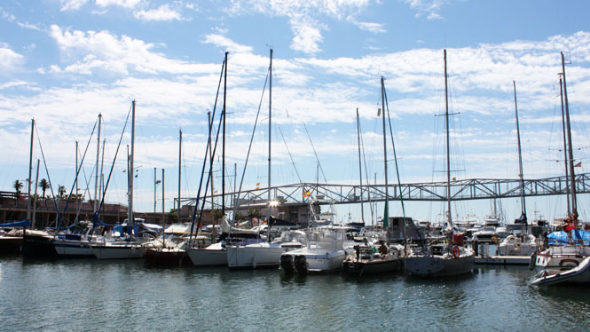 Marinas and hire