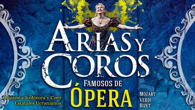 Famous arias and choral work from Verdi operas