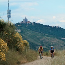 Tibidabo and Collserola