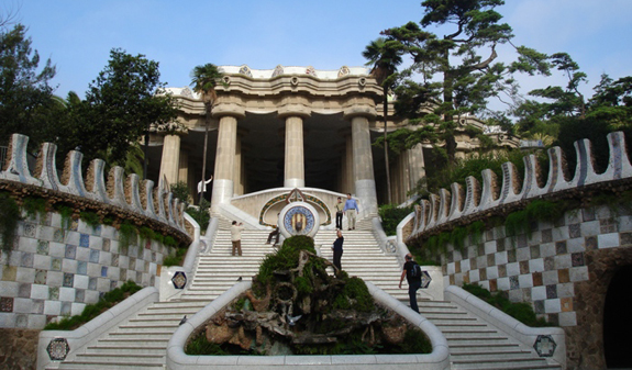 Guided Tour Park Güell  Visit Barcelona Tickets
