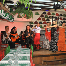 Aire Flamenco Patio Andaluz
