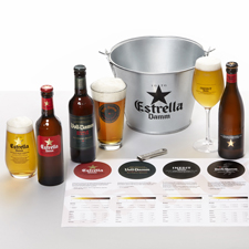 Tours of the Estrella Damm Brewery
