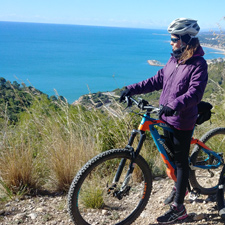 Tour privati in mountain bike elettrica