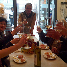 Tapas and Wine Tour of Barcelona