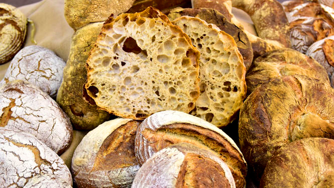 Bread: a staple food to tempt your palate
