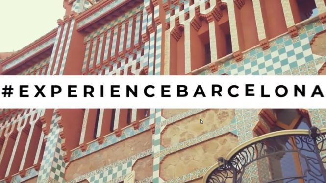 ExperienceBarcelona an alternative way of enjoying an intensive weekend in the city