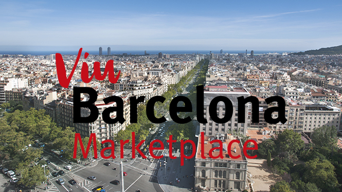 #VivezBarcelonaMarketPlace