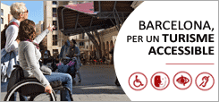 Barcelona, turisme accessible
