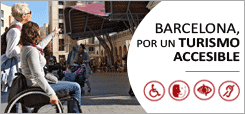 Barcelona, accessible tourism