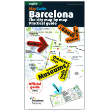 Guide officiel de Barcelone