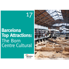 Barcelona Top Attractions 17 - Born Centre Cultural