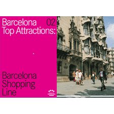 Barcelona Top Attractions 2 - Barcelona Shopping Line