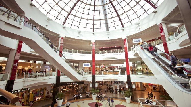 Shopping Centers and Department Stores