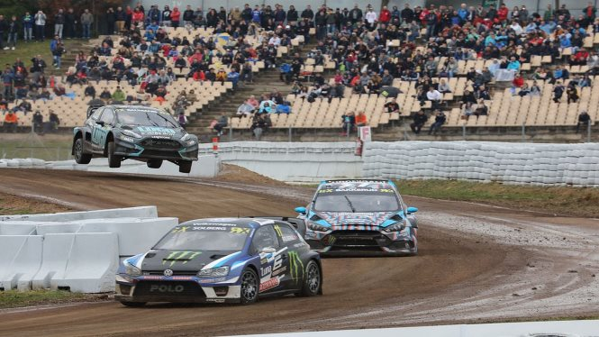 Rallycross World Championship: Catalunya FIA World RX 2018