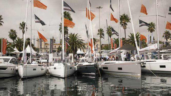Salon nautique international de Barcelone
