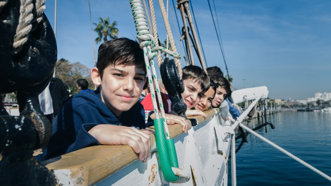 Activities to celebrate the Centenary of the Santa Eulàlia schooner