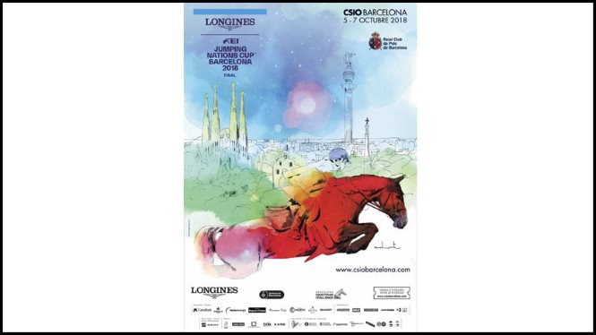 107º Longines FEI Nations Cup™ - CSIO Barcelona
