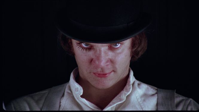 A Clockwork Orange. Stanley Kubrick (1970-71; GB/United States)