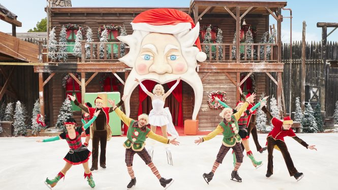 Christmas at PortAventura World