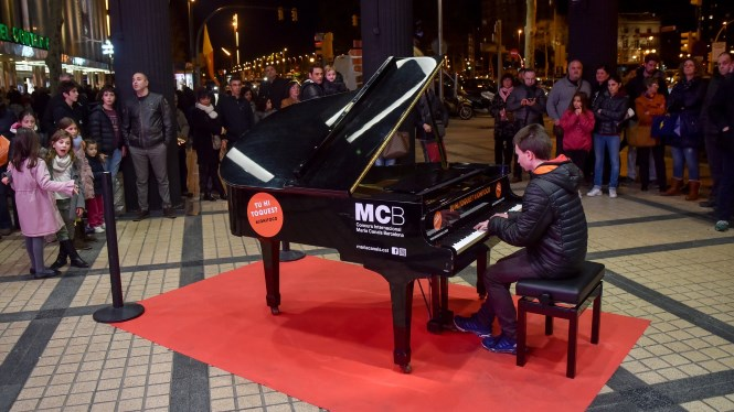 6tth Maria Canals International Music Competition of Barcelona