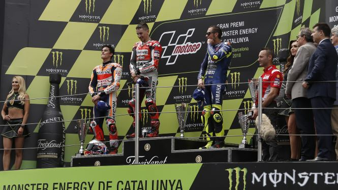 Grand Prix Monster Energy MotoGP de Catalogne