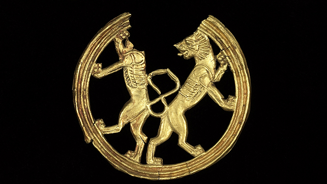 Luxury: from the Assyrians to Alexander the Great
