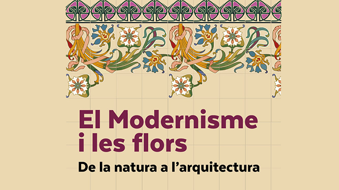 Modernism and flowers. From nature to architecture