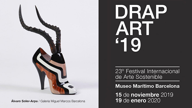Drap-Art. Artistic Recycling and Sustainable Use Market