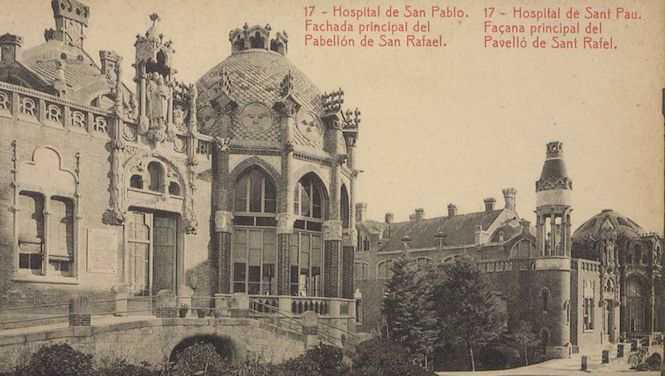 Sant Pau Modernist Complex: lectures on its heritage