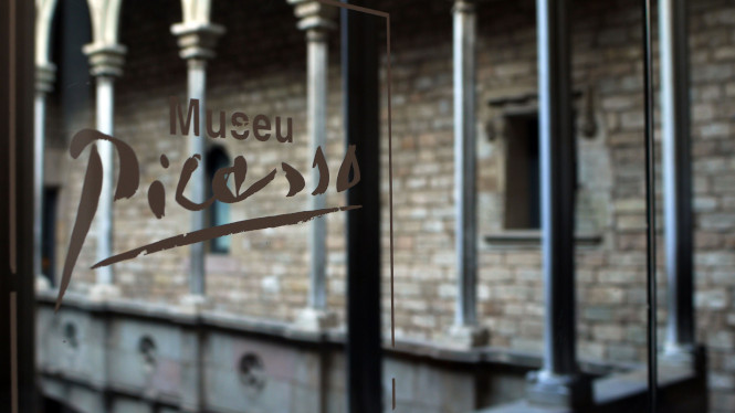 Reopening of the Museo Picasso