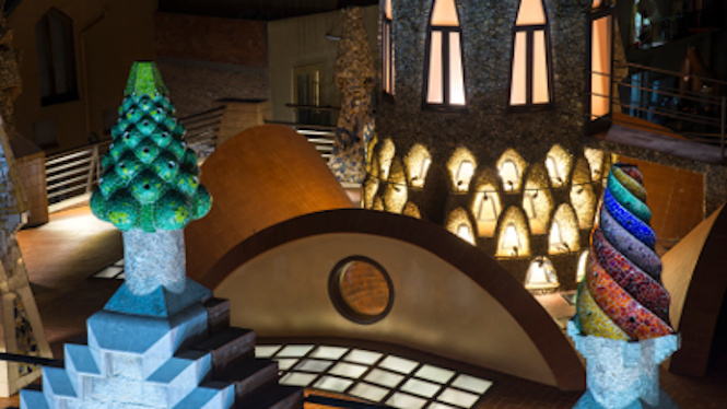 The Palau Güell reopens its doors to visitors