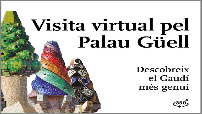 Virtual tour of the Palau Güell