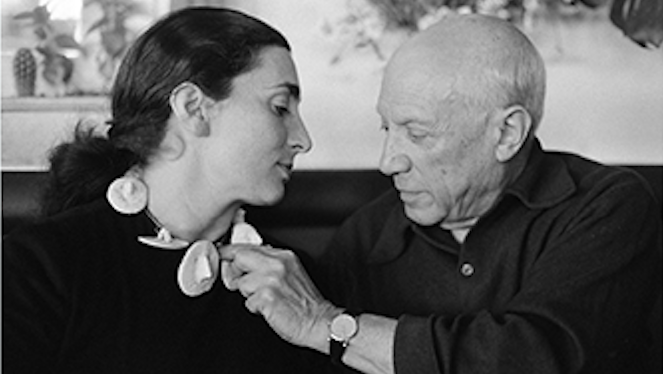 Picasso and the jewelry of the artist