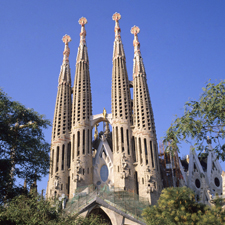 Sagrada Família neighbourhood
