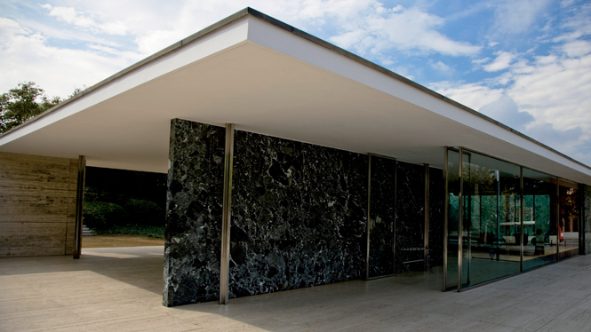 Pavelló Mies Van Der Rohe Visit Barcelona
