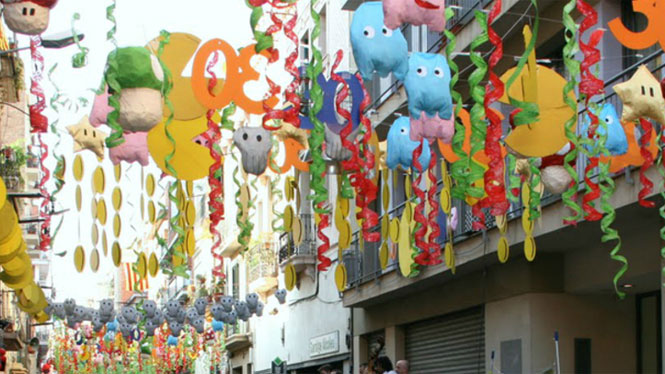 Patron Saint Festivities in the city's neighbourhoods