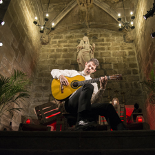 Spanish Guitar Concert & Wine