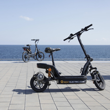 Guided e-scooter tour