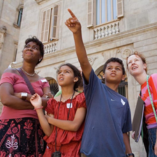 Kids & Family Walking Tour