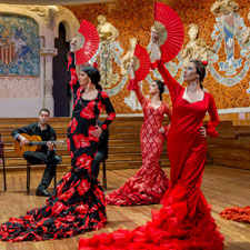Flamenco Art at the Palau de la Música Catalana