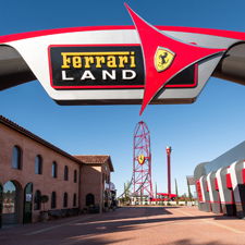 Trip to PortAventura Park and Ferrari Land